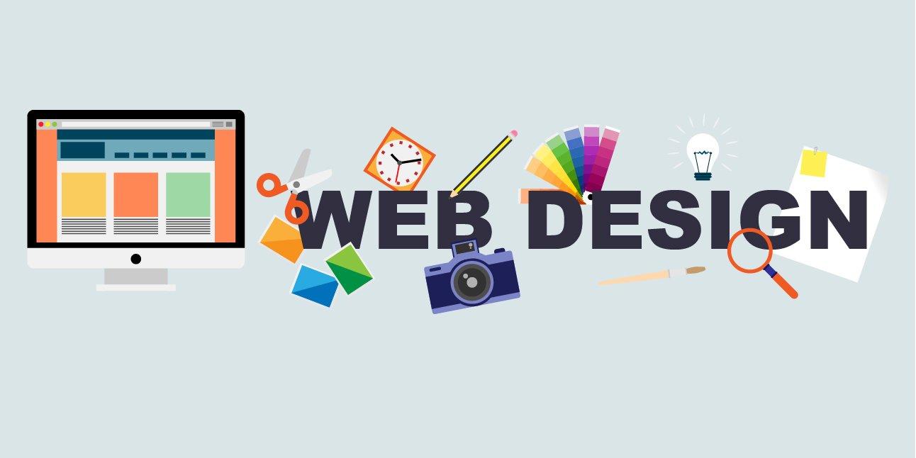 Historien rundt webdesign